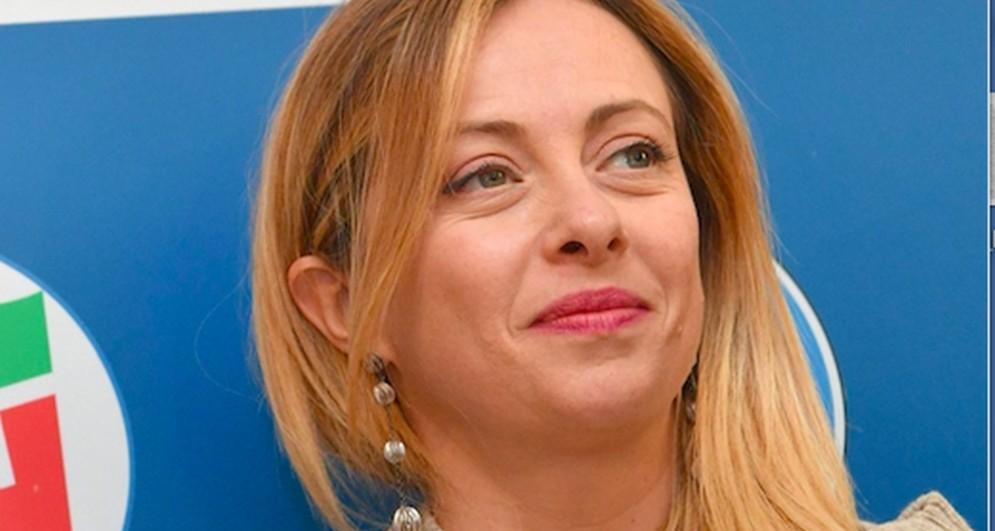 Giorgia Meloni annuncia di volersi candidare alla presidenza di Palazzo Chigi