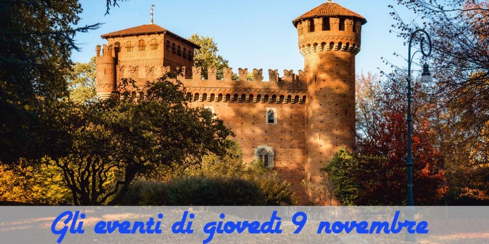 Torino, ecco cosa fare giovedì 9 novembre
