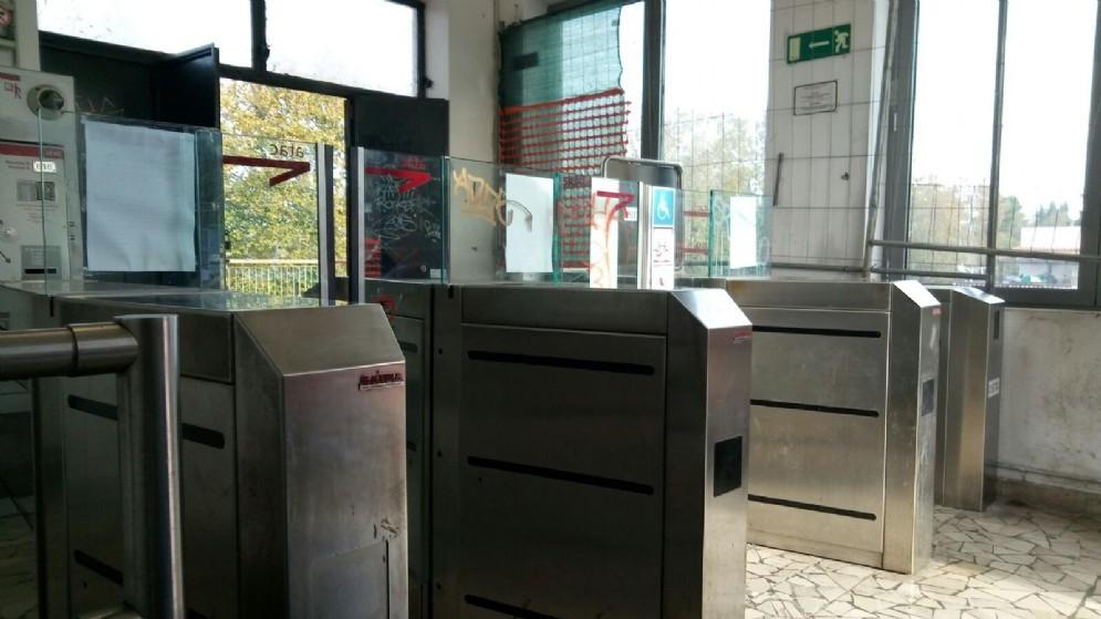 Tornelli automatici molto spesso rotti