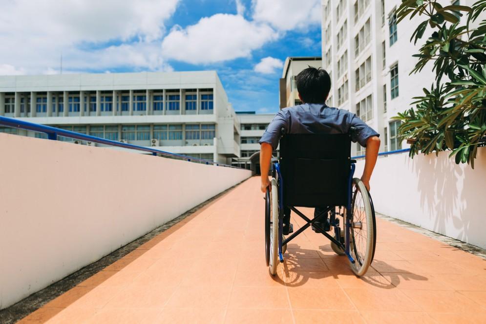 L'app fiorentina che mappa le barriere architettoniche e aiuta i disabili