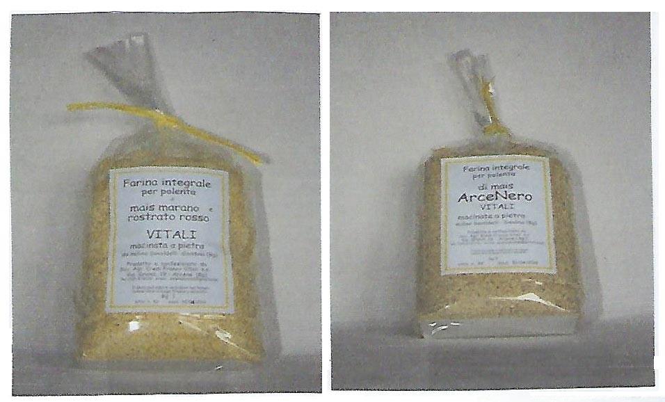 I lotti di farina di mais contaminati da micotossine