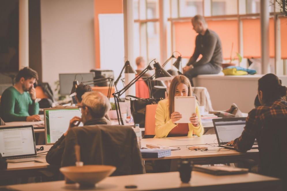Tra nuove Tech e open space: l'ufficio del 2018 è «mobile»