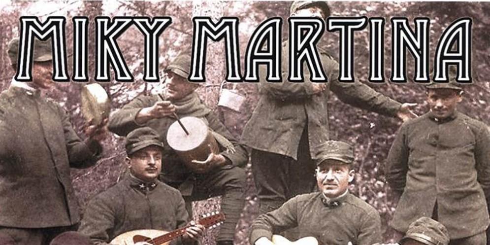 Miky Martina in concerto in Val Resia