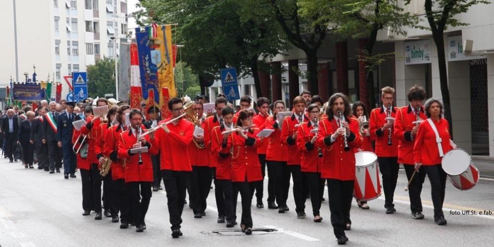 La Filarmonica Città di Pordenone 'accompagna' i 180 anni di storia della città