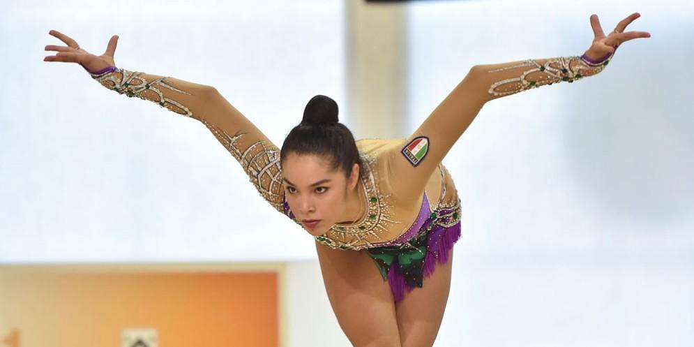 Gazzetta Sports Awards: Alexandra Agiurgiuculese dell'Asu in lizza