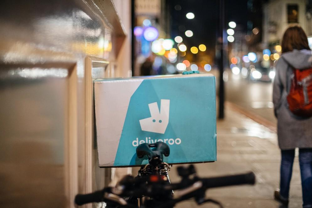 Mezzo miliardo nelle casse di Deliveroo, ora l'azienda vale 2 miliardi di dollari