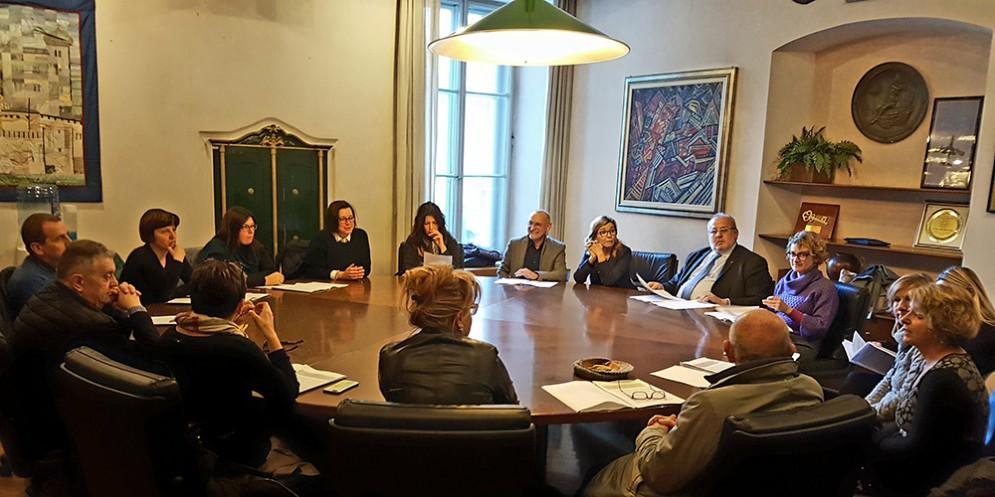 Uti Collio-Alto Isonzo: firmato l'accordo sull'abitazione possibile per le persone con disabilità cognitiva