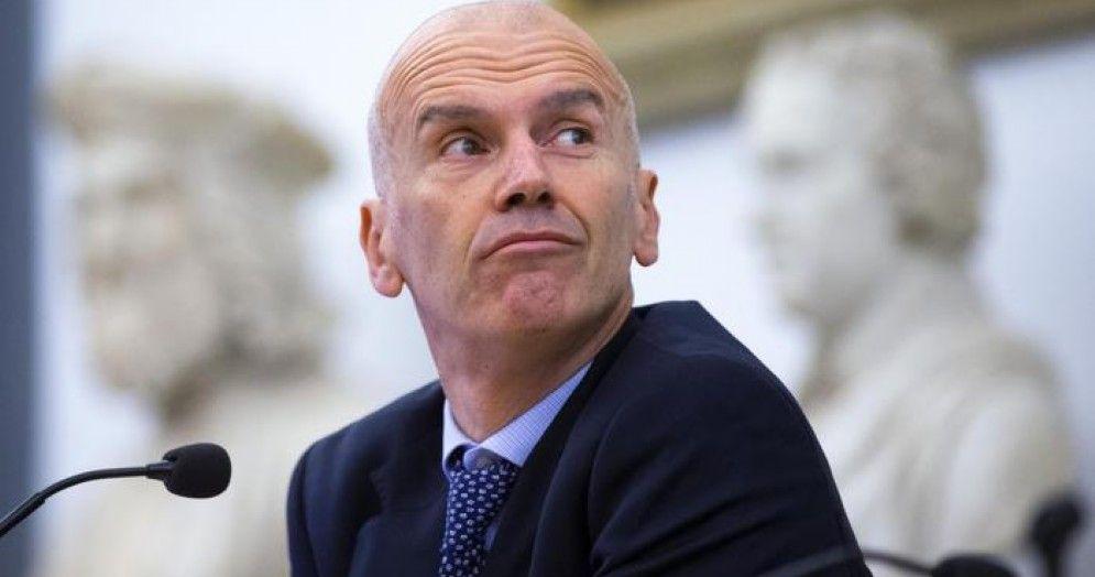 Stefano Bina, ex Direttore Generale di AMA Roma
