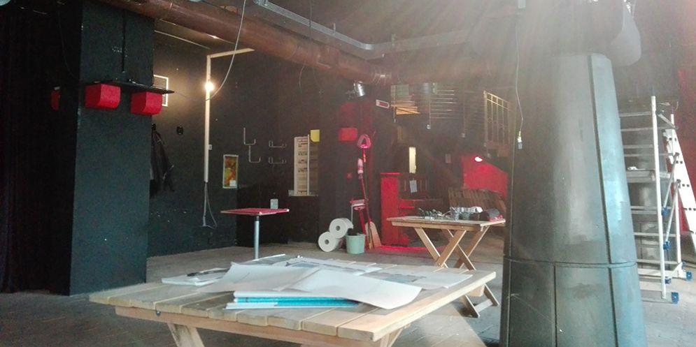 Sala ex PnBox, partiti i lavori per sistemarla e aprirla
