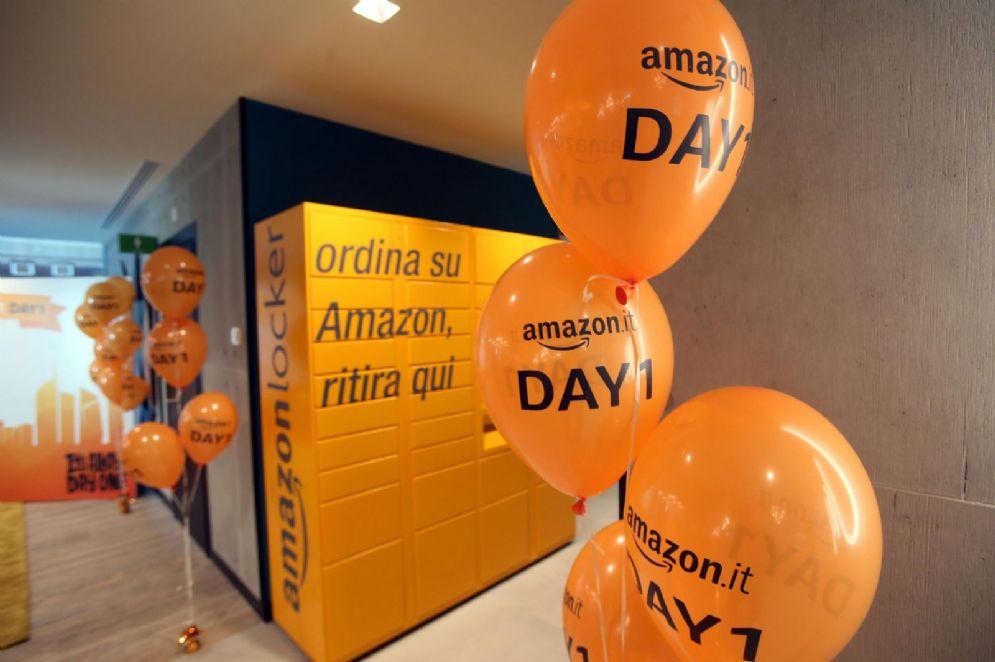 La sede operativa di Amazon Italia a Milano: 17.500 metri quadri nel cuore del Business District della città, area Porta Nuova