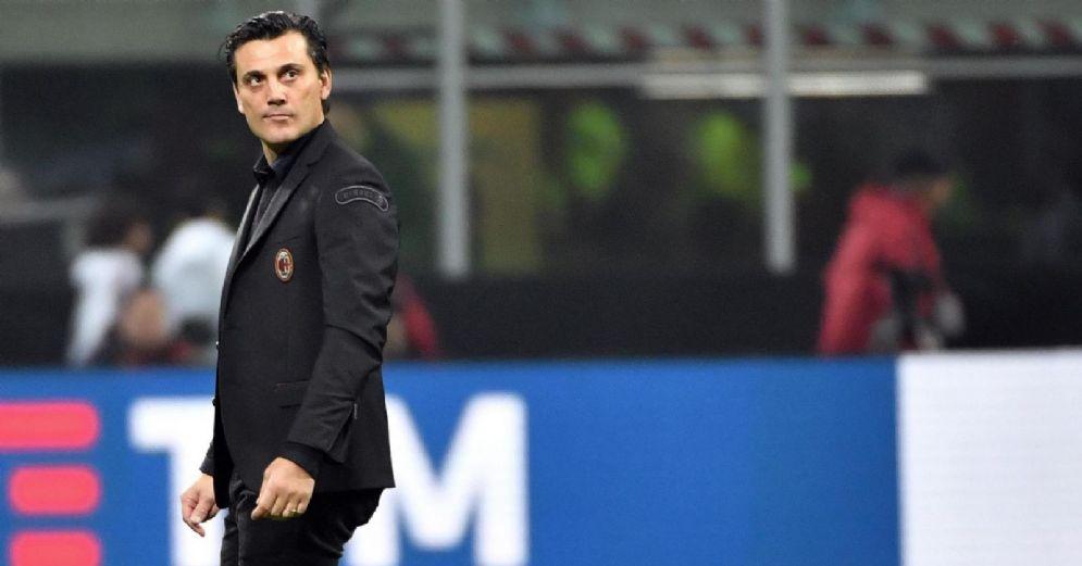Vincenzo Montella, esonerato dal Milan dopo un anno e mezzo