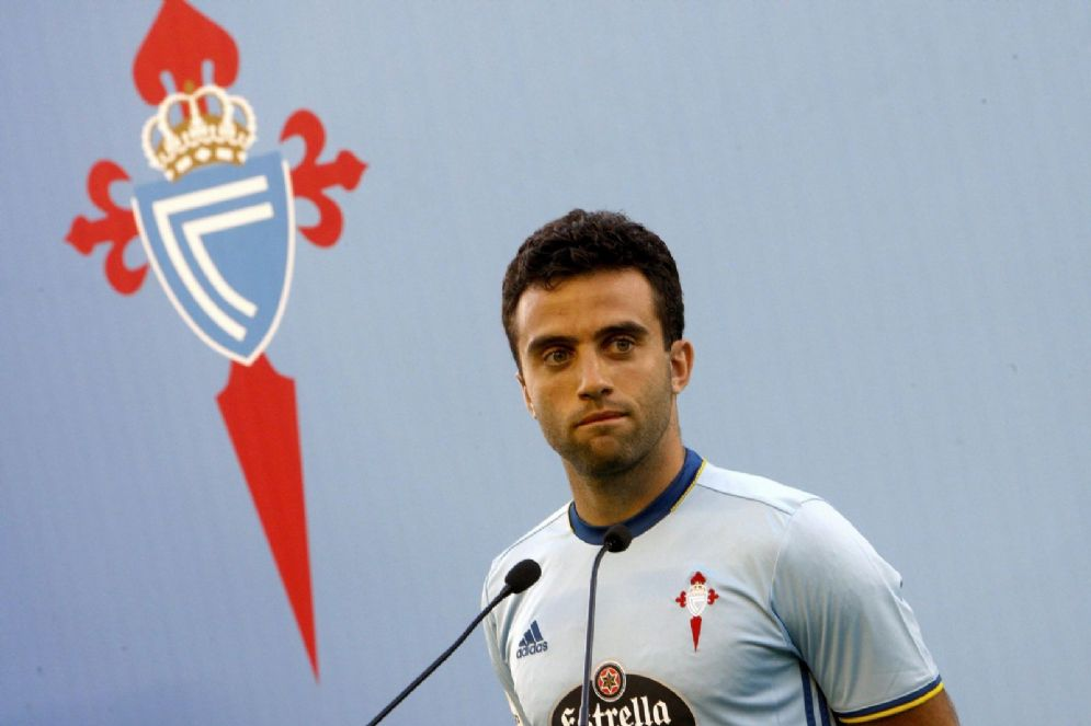 Giuseppe Rossi, attaccante in procinto di vestire la maglia del Genoa
