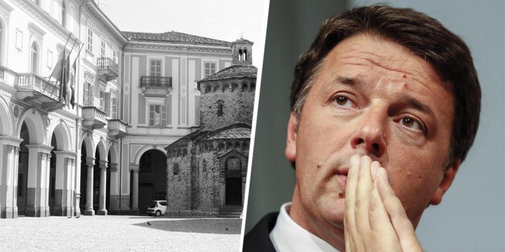 Renzi non andrà a Palazzo Oropa