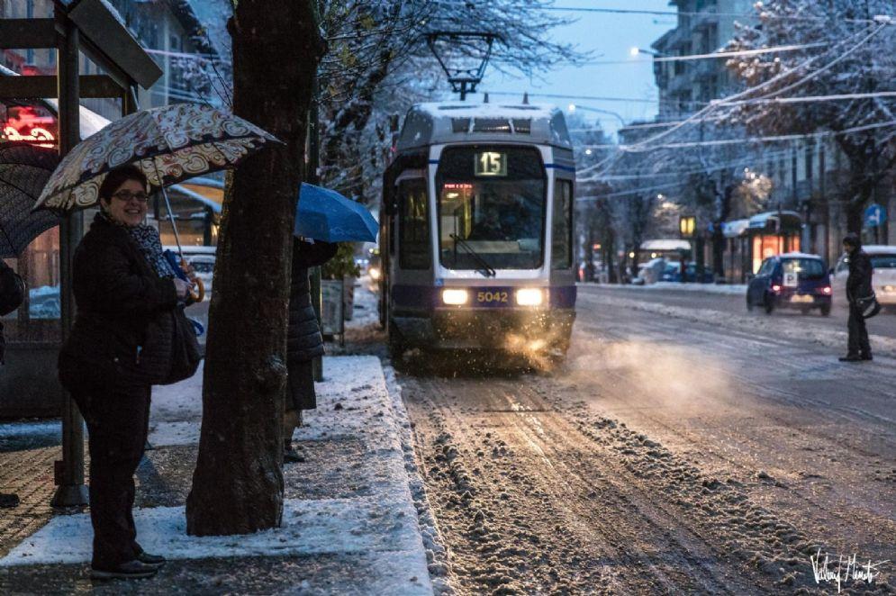 Neve a Torino