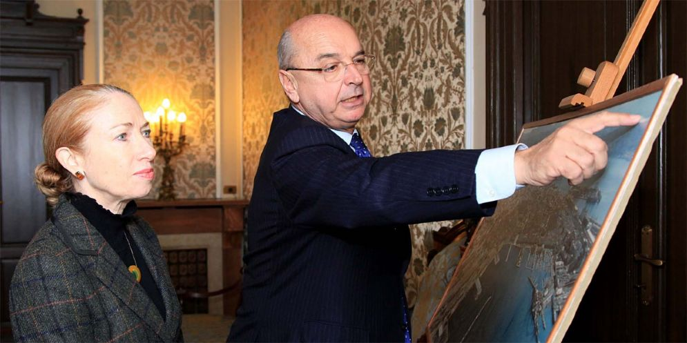 La rappresentante dell'Ambasciata Usa a Roma ricevuta in municipio