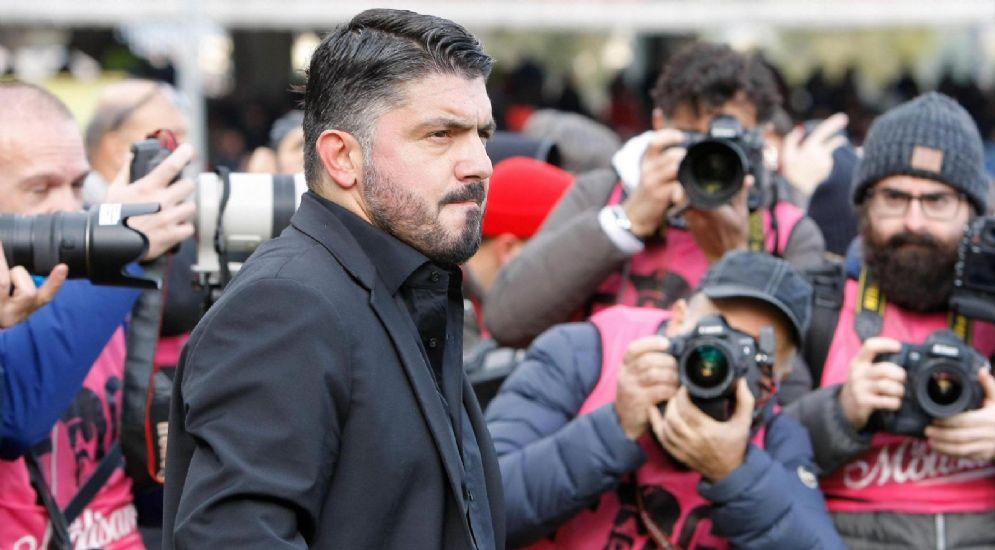 Gennaro Gattuso, nuovo allenatore del Milan