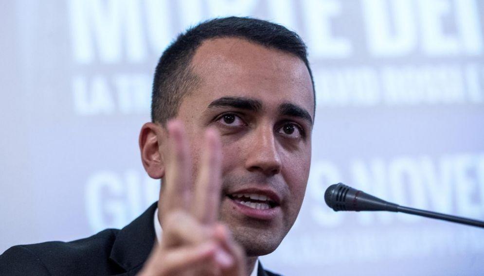 Il candidato premier del Movimento 5 stelle è sicuro della vittoria