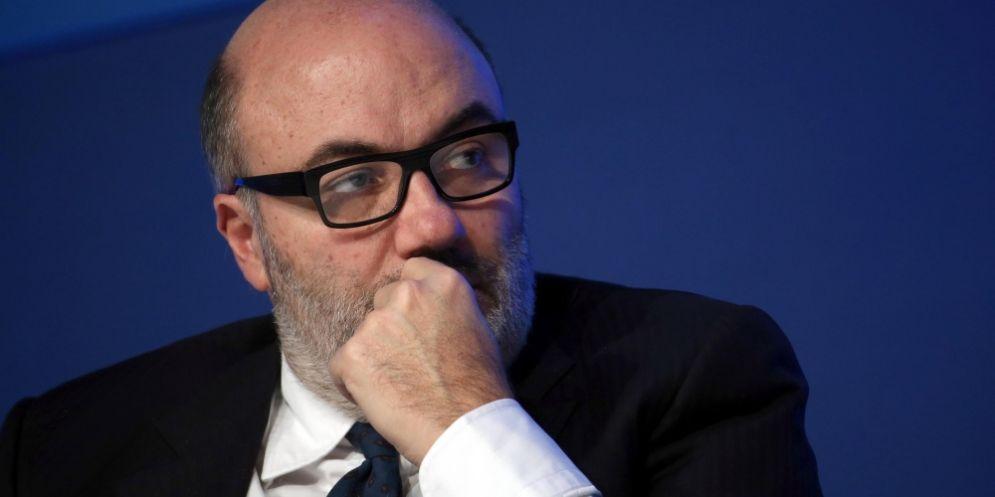 Ex amministratore delegato di Mps e Veneto Banca, Fabrizio Viola