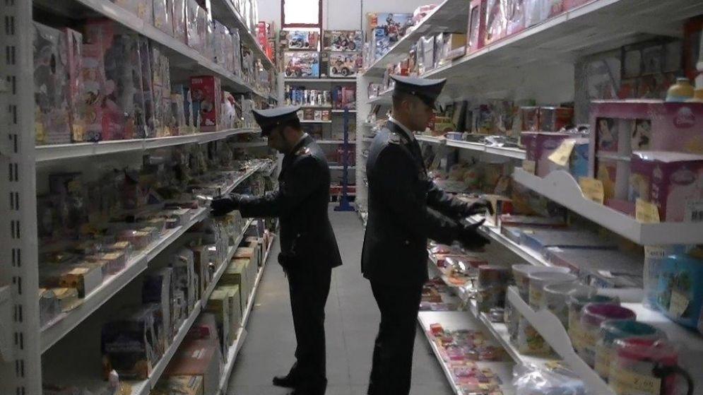 La merce pericolosa è stata sequestrata (immagine d'archivio)
