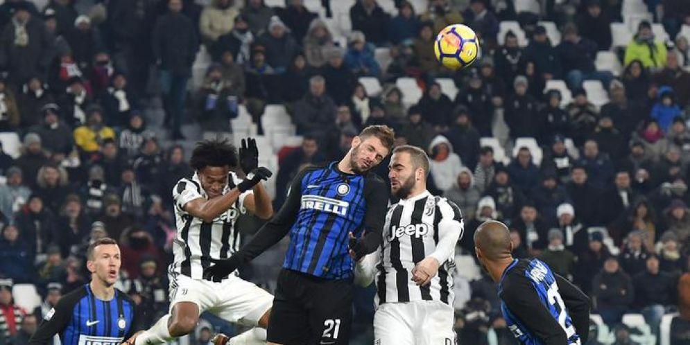 Juventus Inter 0-0, il Napoli può tornare avanti