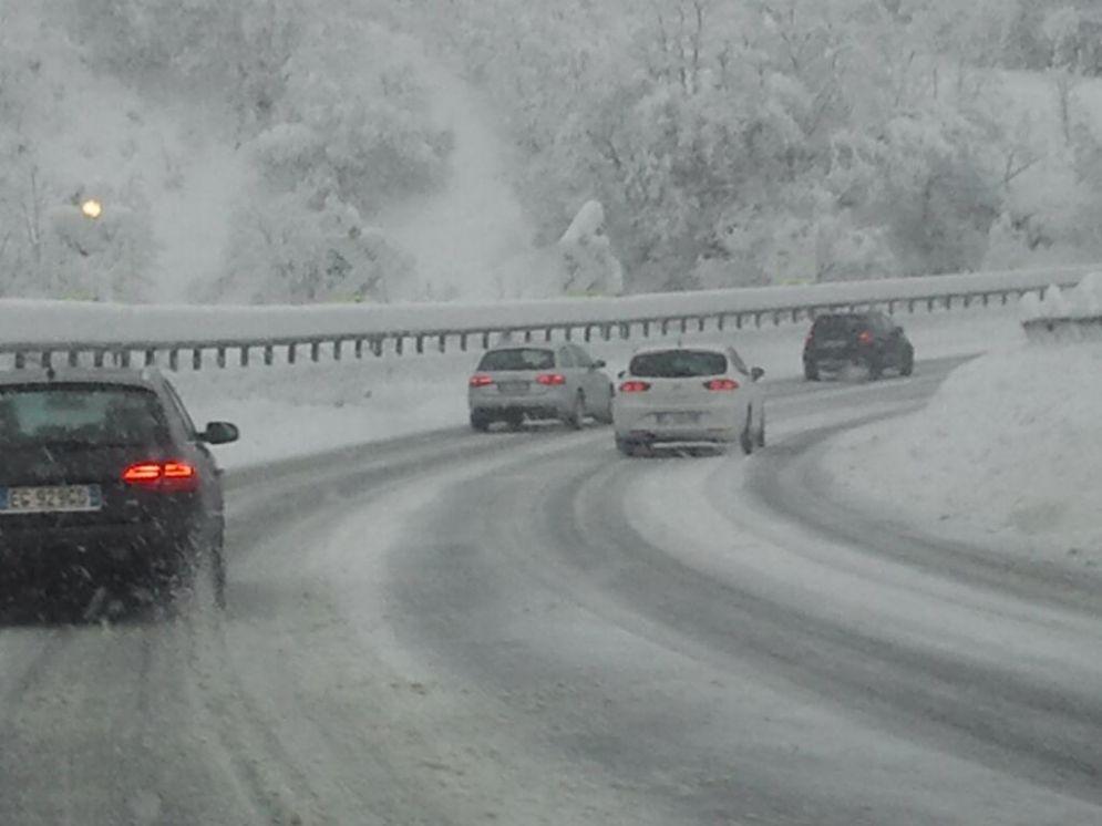 Neve in Piemonte