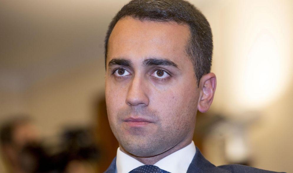 Il vicepresidente della Camera, il pentastellato Luigi Di Maio