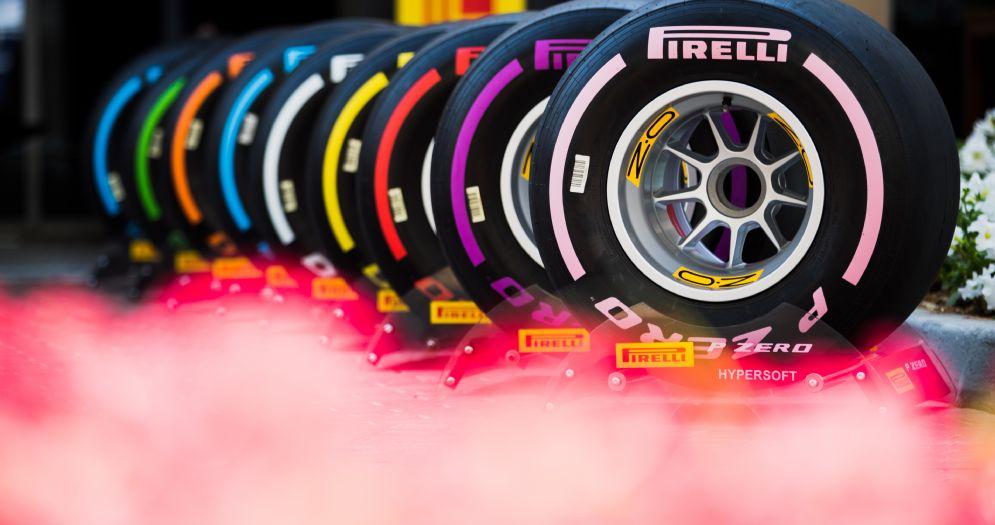 Le gomme Pirelli per la stagione 2018 di Formula 1