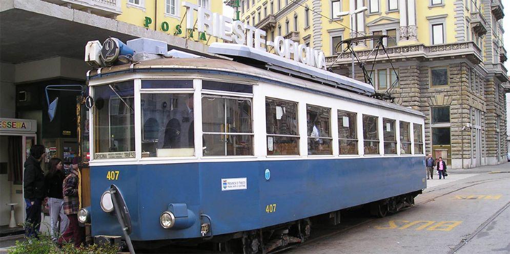 Tram di Opicina: dalla Regione 3 milioni di euro per il ripristino della linea