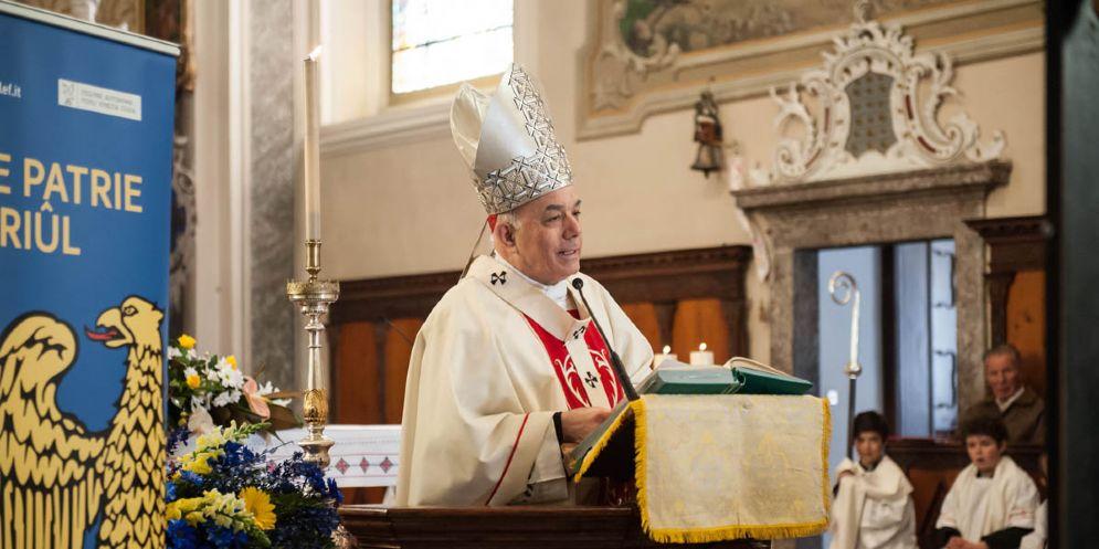 L' Arcivescovo di Udine incontra politici e amministratori