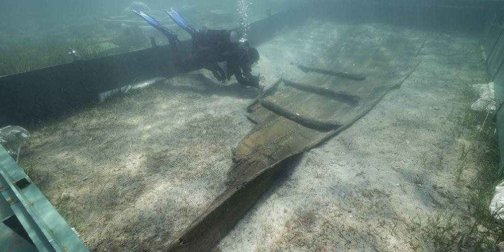 """Trieste: apre """"Nel mare dell'intimità. L'Archeologia subacquea racconta l'Adriatico"""""""