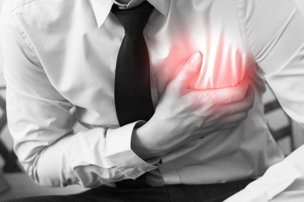 Il sintomo sconosciuto dell'infarto