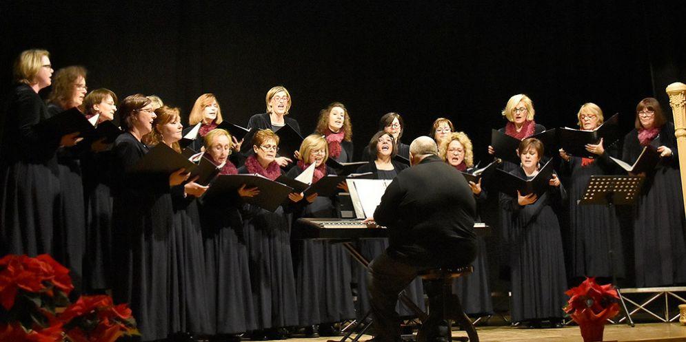 """Natale a Pordenone continua con il concerto """"Coro Primo Vere"""""""