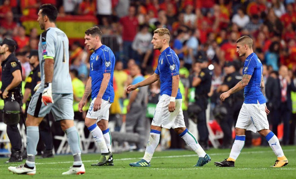 I calciatori della Nazionale attendono ancora il nuovo commissario tecnico