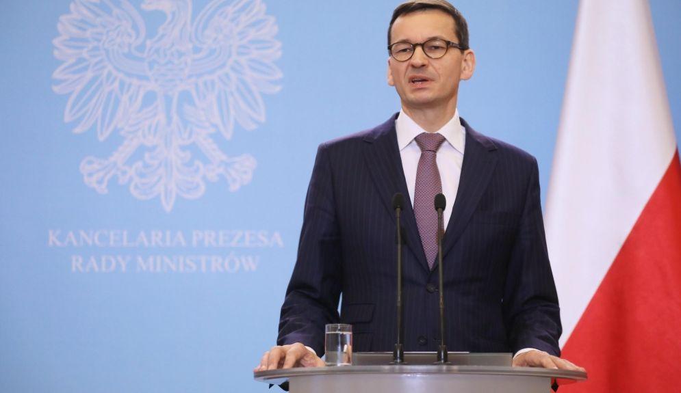 Il neo primo ministro polacco Morawiecki