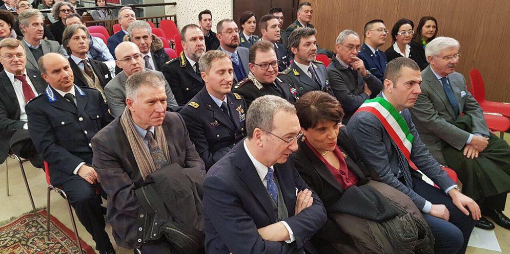 Bolzonello, il nuovo presidente del Tribunale di Pordenone dà forza al territorio