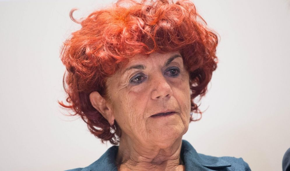 Il ministro dell'Istruzione, dell'Università e della Ricerca Valeria Fedeli