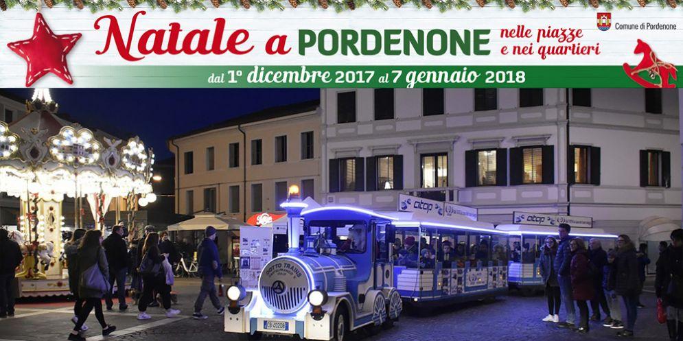 Ancora eventi per il Natale a Pordenone con spettacoli di burattini, leggende e musica live