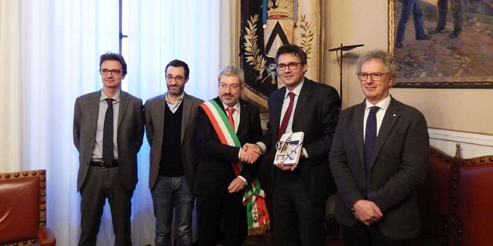 Tim e Comune di Udine: fibra ottica anche a Godia e Beivars, cablata tutta la città