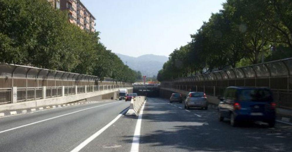Chiusura temporanea per il sottopasso Lingotto