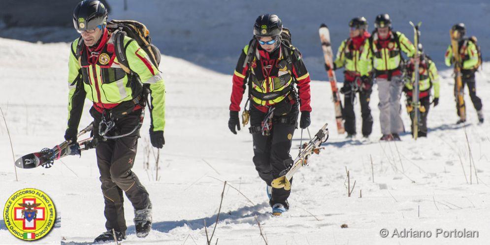 Troppa neve e si perdono poco sotto il Monte Zoncolan: due escursionisti recuperati