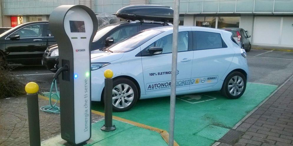 Ambiente: via al piano regionale della mobilità elettrica