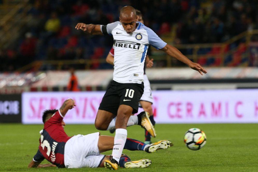 Joao Mario, centrocampista dell'Inter e della nazionale portoghese