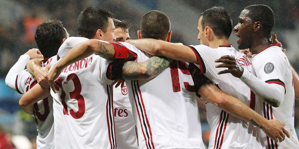 Il Milan di Gattuso si prepara ad affrontare le prime gare del 2018