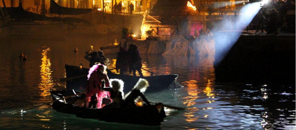 Grado: arrivano le Varvuole, le streghe del mare