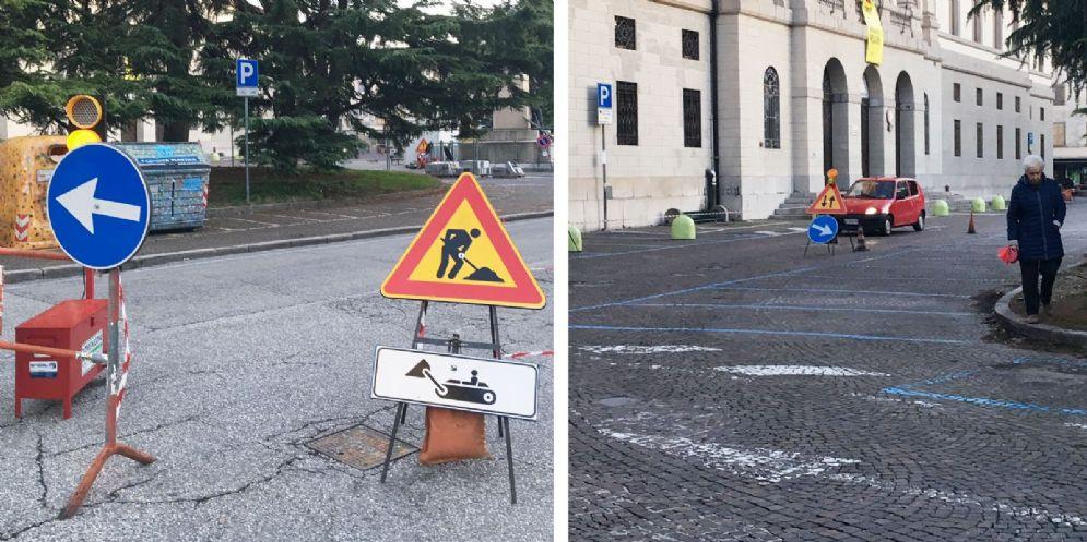 Piazza Garibaldi: «In media 5 incidenti l'anno. Intervenire non una scelta, ma un dovere»