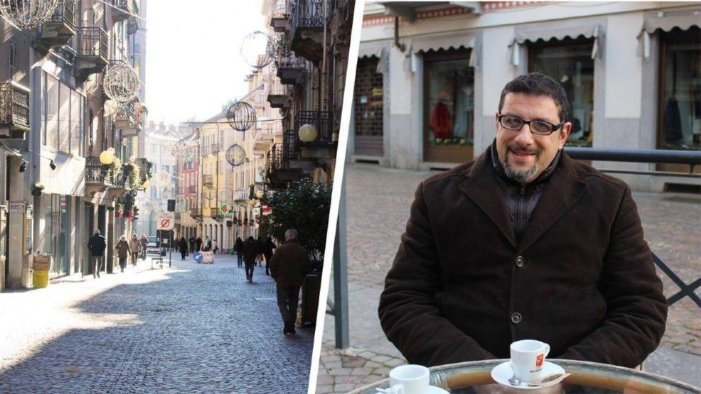 La Malfa e via Italia