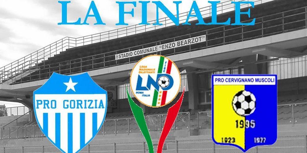 Pro Gorizia, al via le prevendite per la finale di Coppa Italia di Promozione