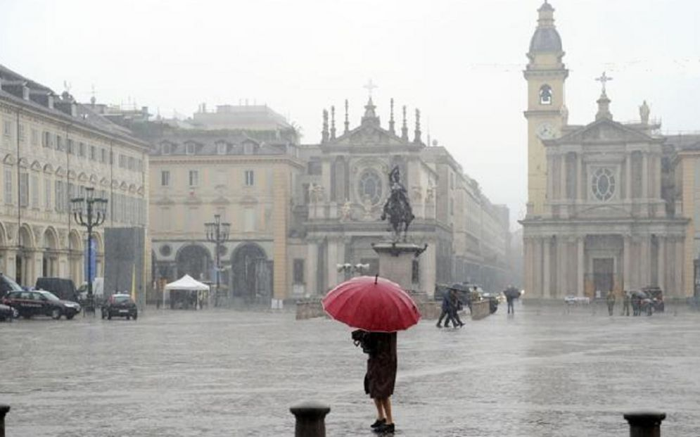 Previsto un peggioramento delle condizioni meteo
