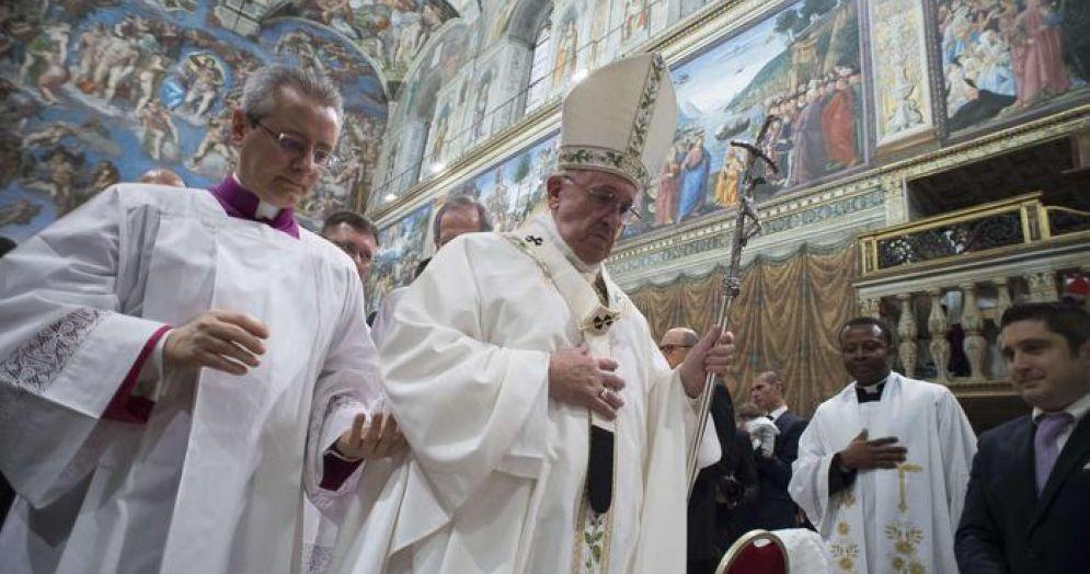 Papa Francesco: «Il battesimo è la carta d'identità del credente»
