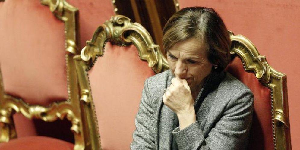 L'ex Ministro del Lavoro del Governo Monti, Elsa Fornero